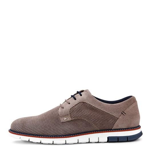 Ara Plain Vamp Suede Casual Shoe G Width