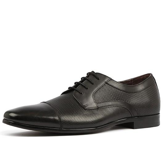 Julius Marlow Embossed Toe Cap Shoe