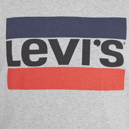 Levis Sportswear Logo Graphic Tee