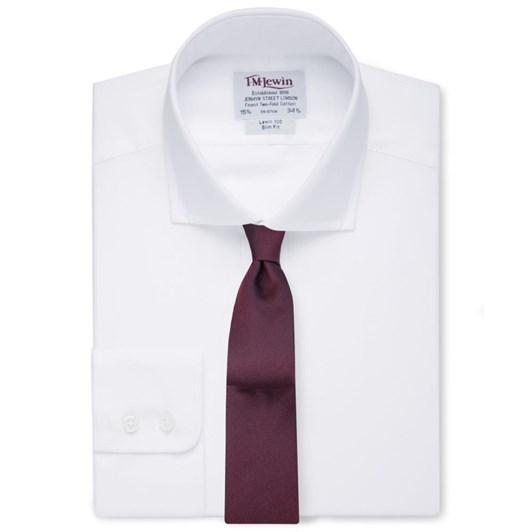 TM Lewin Two Fold Poplin Shirt