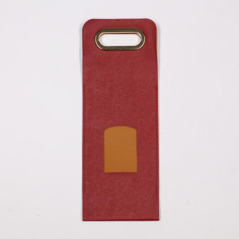 Ballantynes Tall Bag - red
