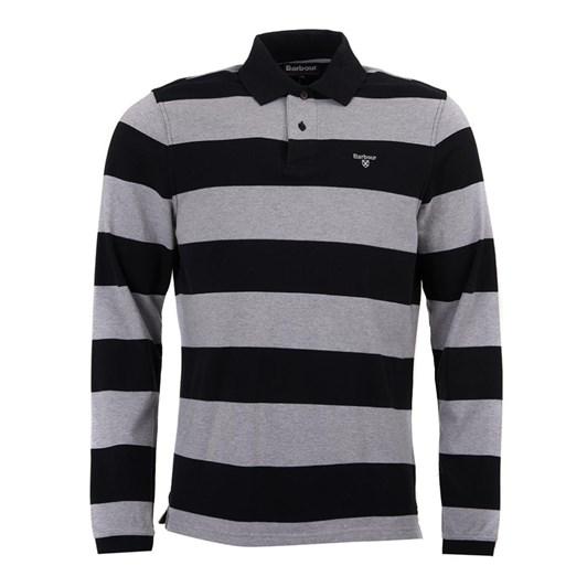 Barbour Scrum Striped Polo Shirt