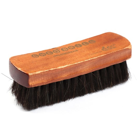 DM Polishing Brush Horse Hair 7 Row Black