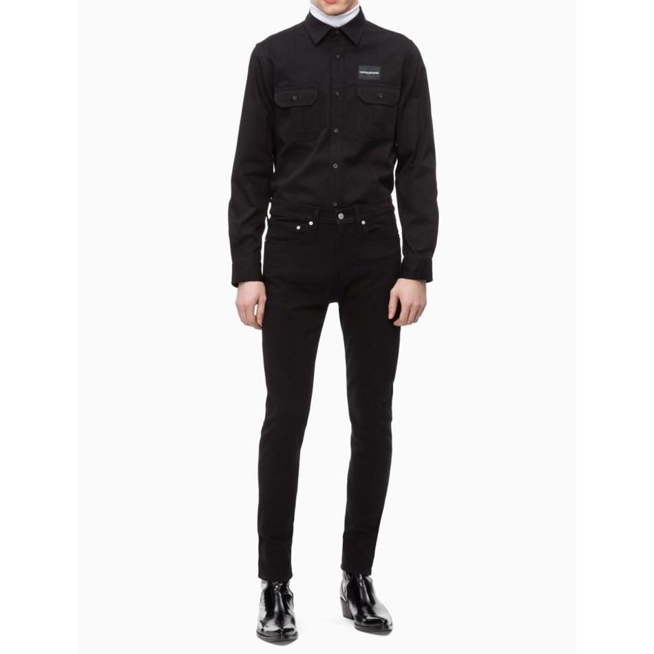 Calvin Klein 016: Skinny West - black 813