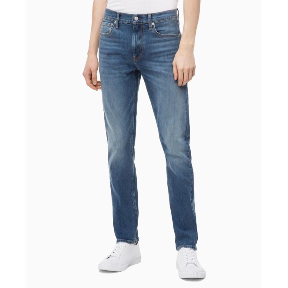Calvin Klein 026: Slim West - 805 mid blue