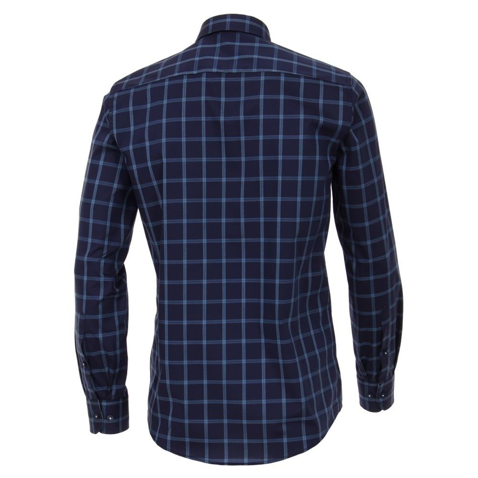 Casamoda B.D. LS Check Shirt -