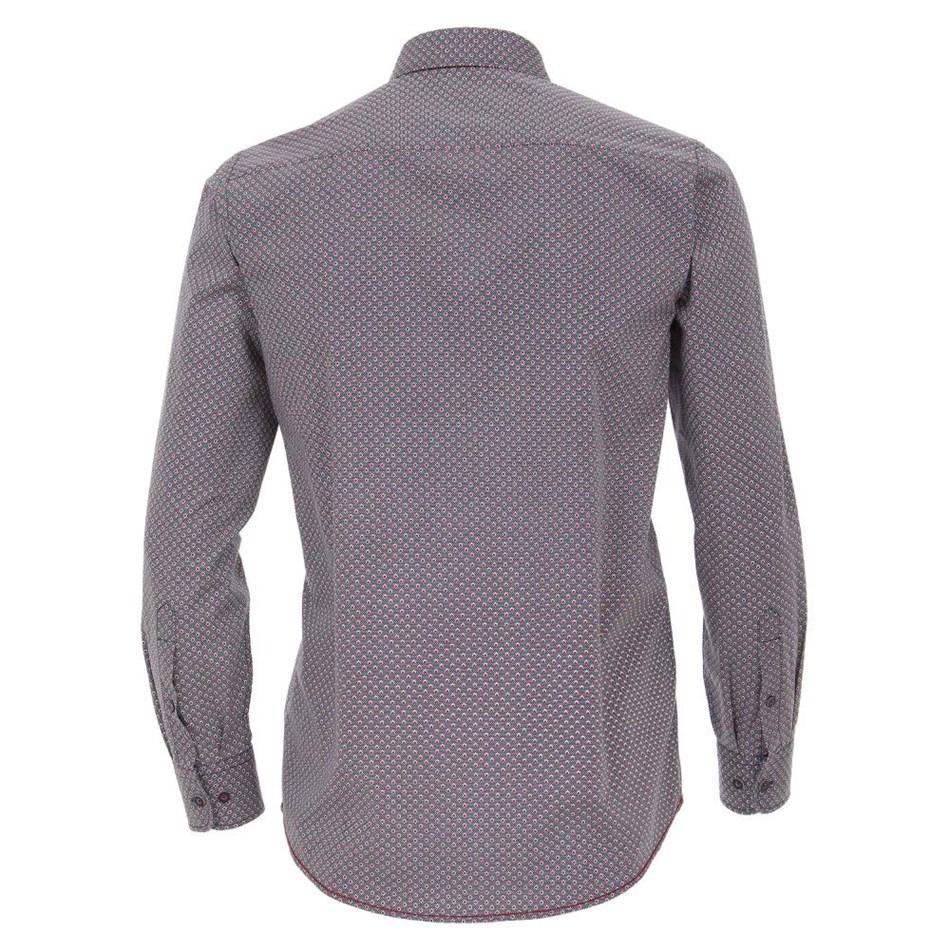 Casamoda Kent LS Print Shirt -