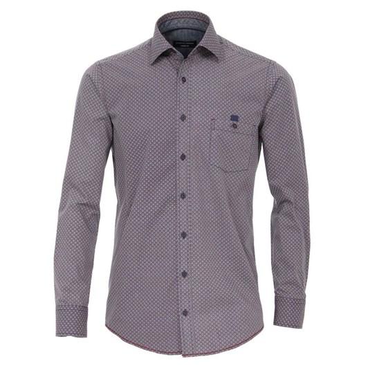 Casamoda Kent LS Print Shirt