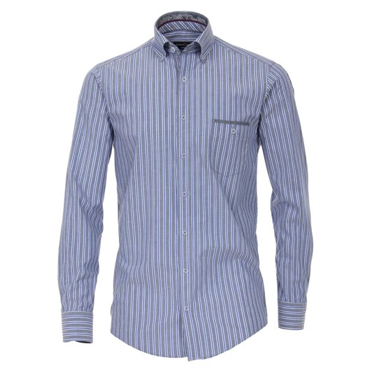 Casamoda B.D. LS Stripes Shirt