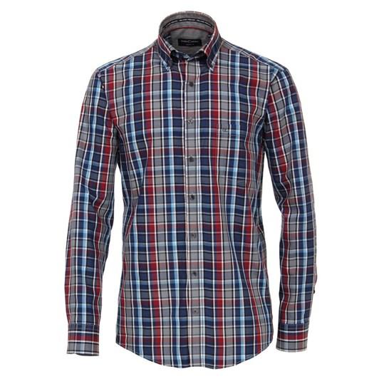 Casamoda B.D. LS Check Shirt