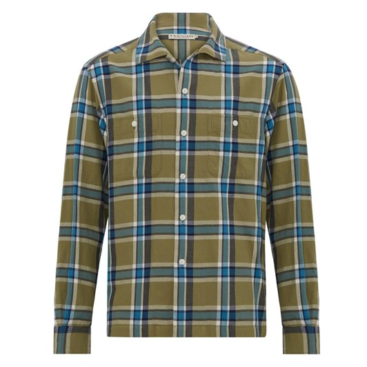 R.M. Williams Camp Collar Shirt