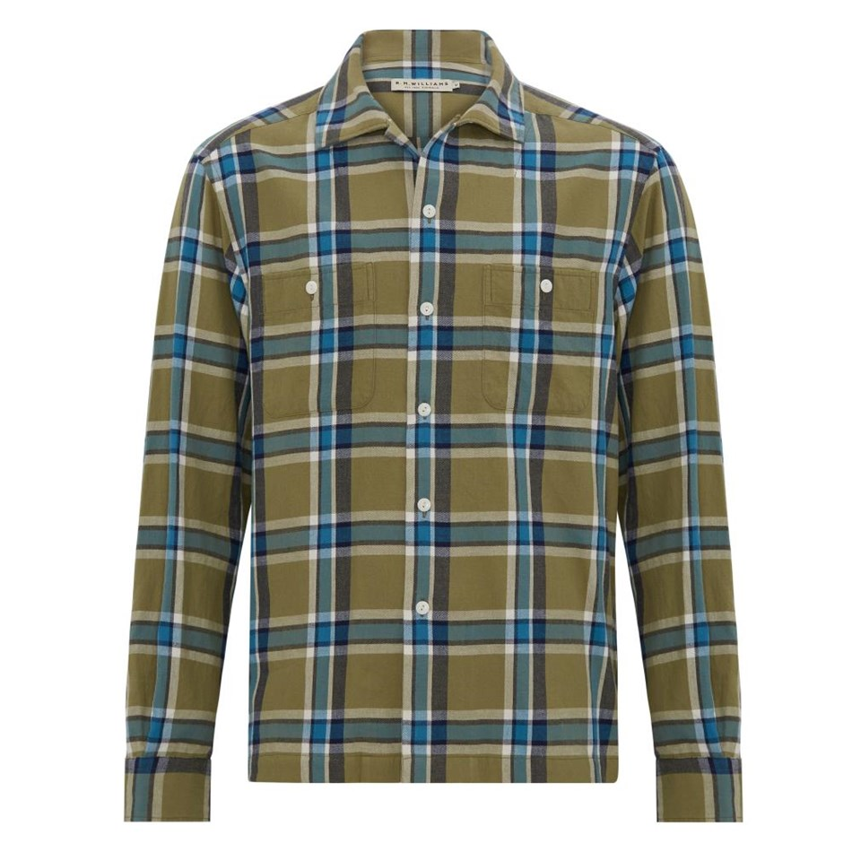 R.M. Williams Camp Collar Shirt -