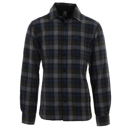 Swanndri Albury Quilted Shirt Jacket
