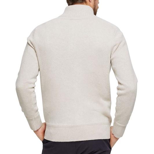 Blazer Hamish Lambswool 1/2 Zip Knit