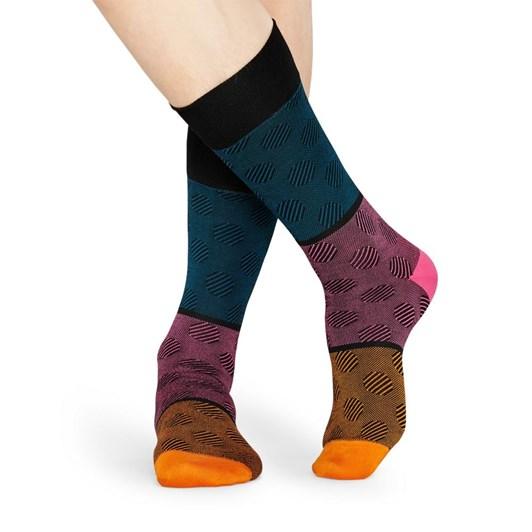 Happy Socks Dressed Big Dot Block Sock