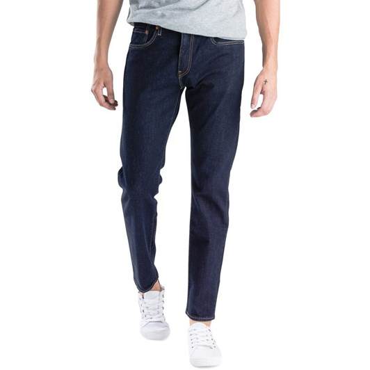 Levis 502™ Regular Taper Fit Jeans - Premium Indigo