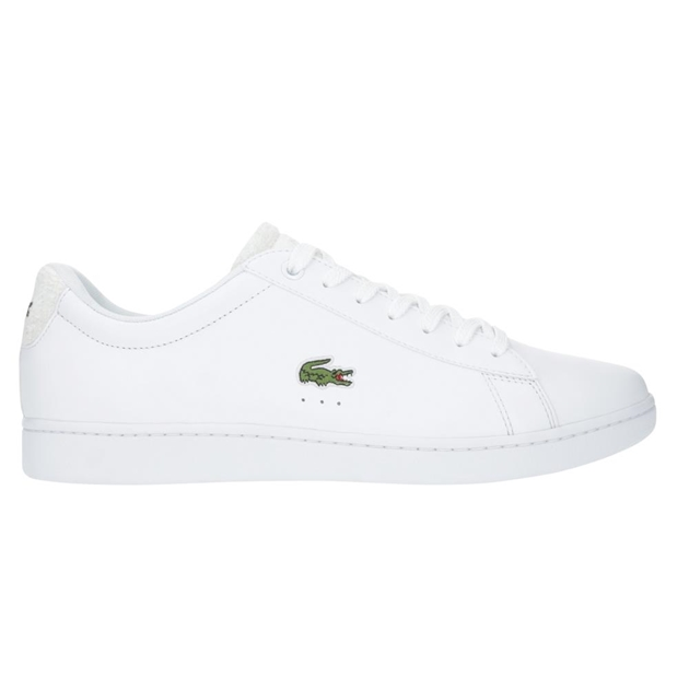 fa10044b5372 Men s Shoes - Lacoste Carnaby Evo Trainer - Ballantynes Department Store