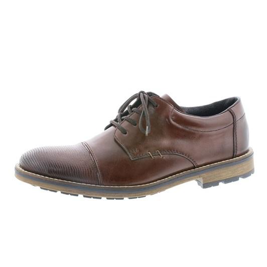Rieker Derby Toe-Cap Shoe