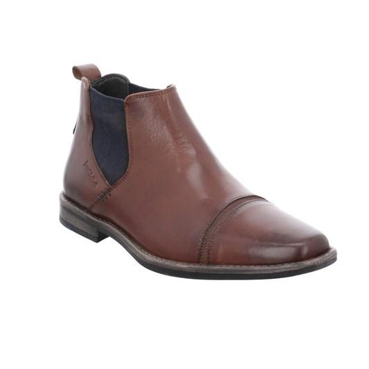 Josef Seibel Gusset Boot Chisel Toe