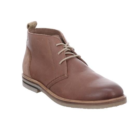 Josef Seibel 5Tie Boot With Side Zip