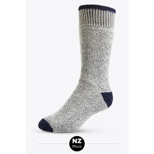 NZ Sock Co Superfleece colour Out tip sock