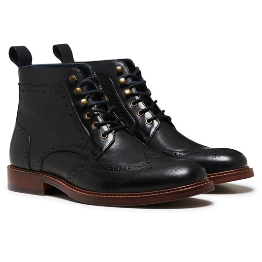 Julius Marlow Brogue Ankle boot