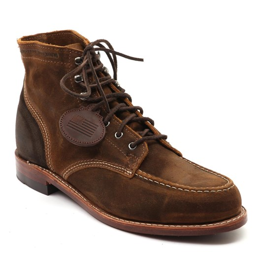Wolverine Original 1000 mile toe-cap boot