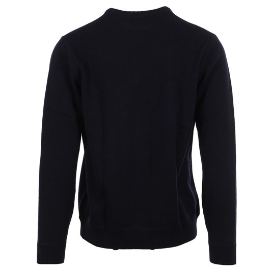 Silverdale  Crew Neck Pullover - Regular Fit (100% Pure Wool)