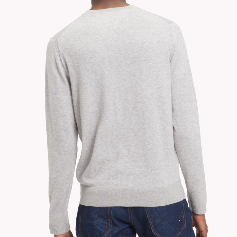 Tommy Hilfiger Core Cotton-Silk Cneck -