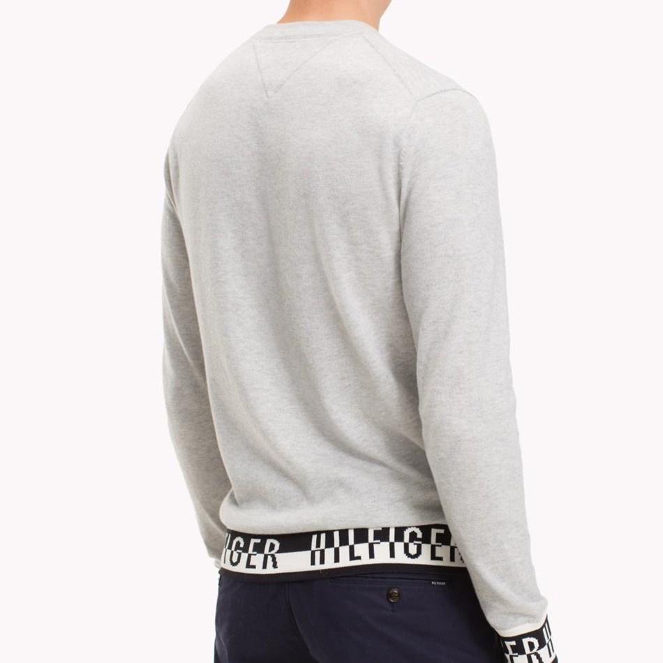 Tommy Hilfiger Hem Detailed Sweater -