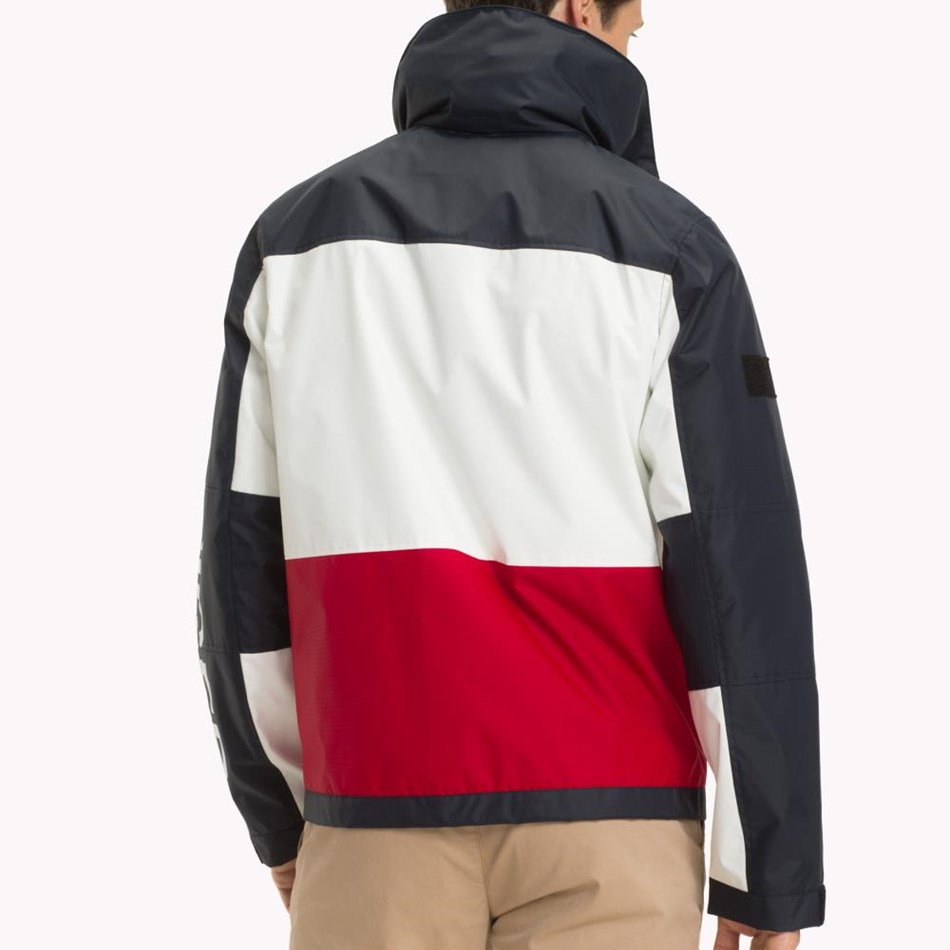 Tommy Hilfiger Tech Hooded Jacket -