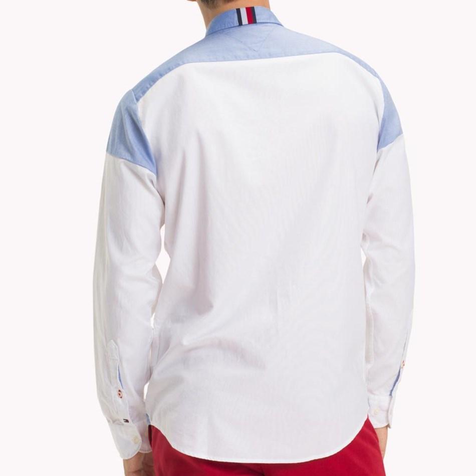 Tommy Hilfiger Color Block Shirt -