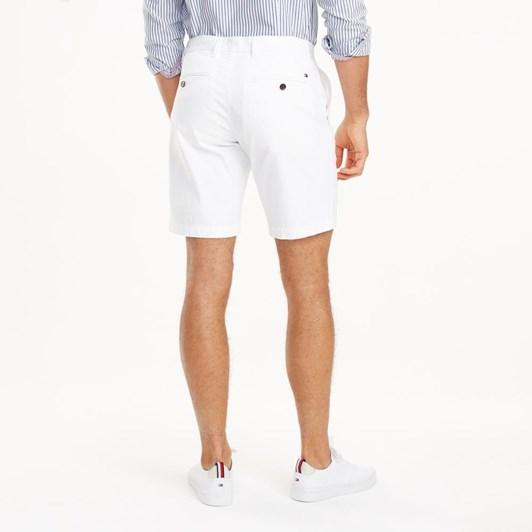 Tommy Hilfiger Stretch Cotton Twill Shorts