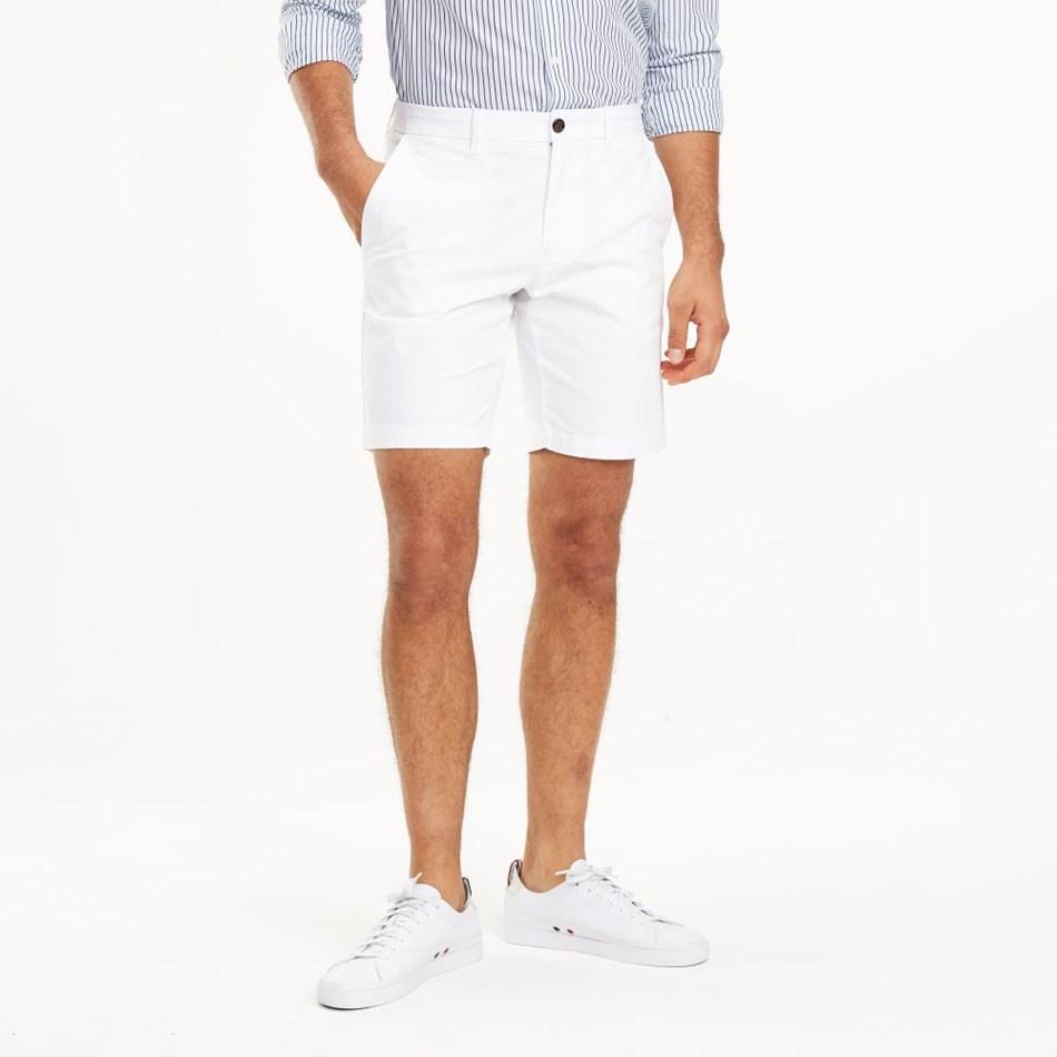 Tommy Hilfiger Wcc Brooklyn Short Boston Twill - bright white