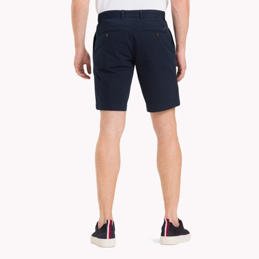 Tommy Hilfiger Stretch Cotton Twill Shorts