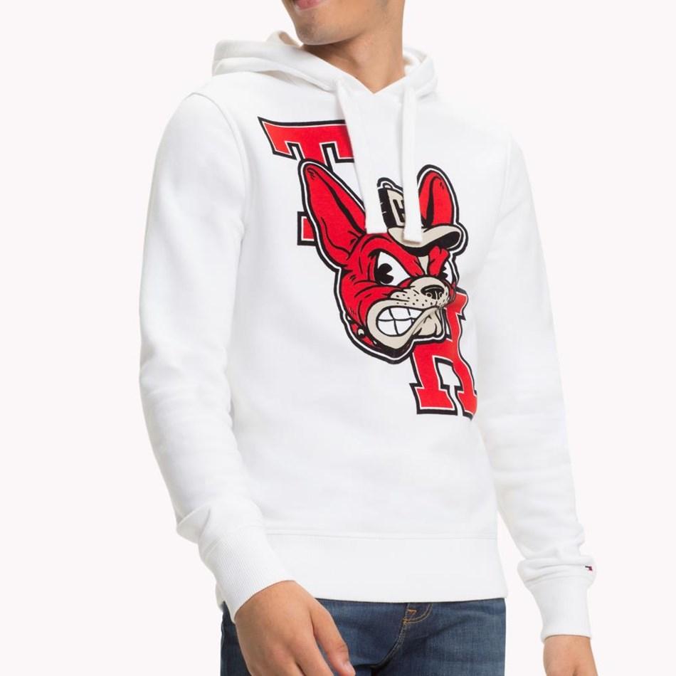 Tommy Hilfiger Mascot Hoodie - bright white