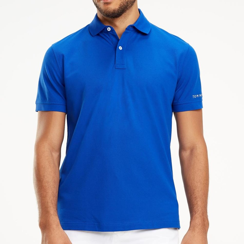 Tommy Hilfiger Wcc Tommy Logo Regular Polo - surf the web