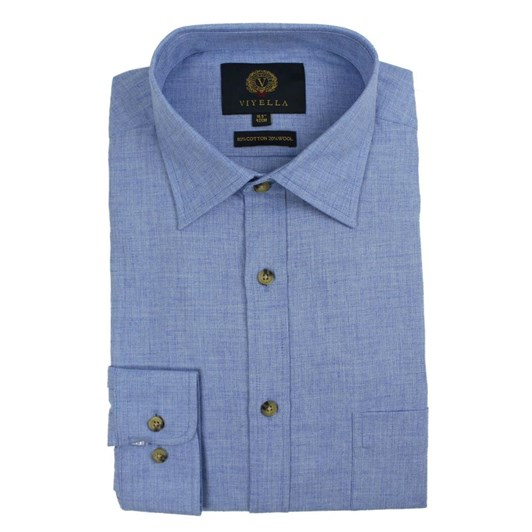 Viyella Plain Shirt