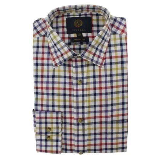 Viyella Club Check Shirt