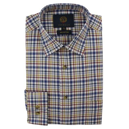 Viyella Check Shirt