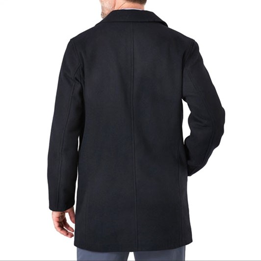 Gazman Reversible Wool Mac
