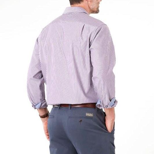 Gazman Easy Care Oxford Stripe