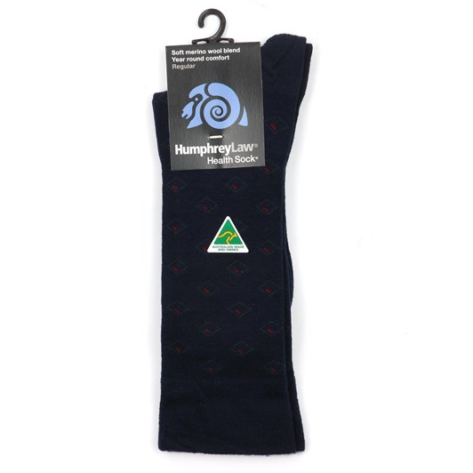 Humphrey Law Fine Wool Health Socks