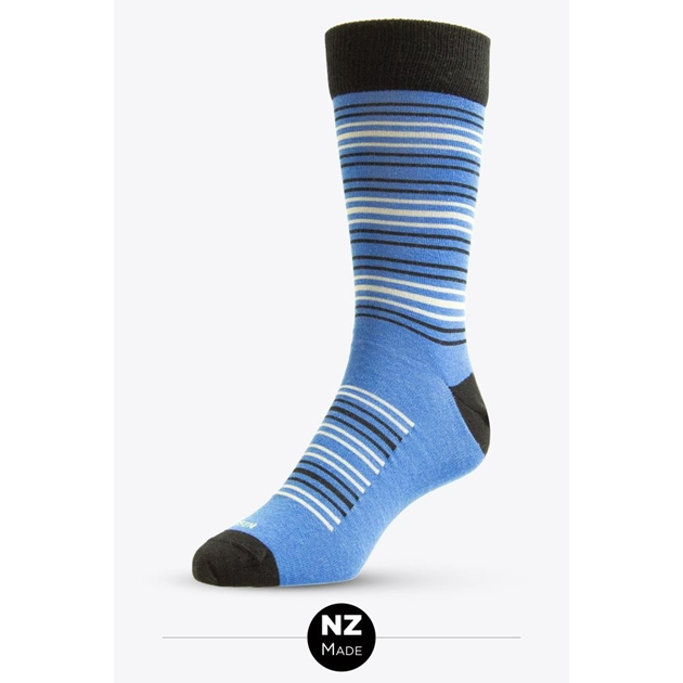 Nz Sock Co Merino Dress Barcode -
