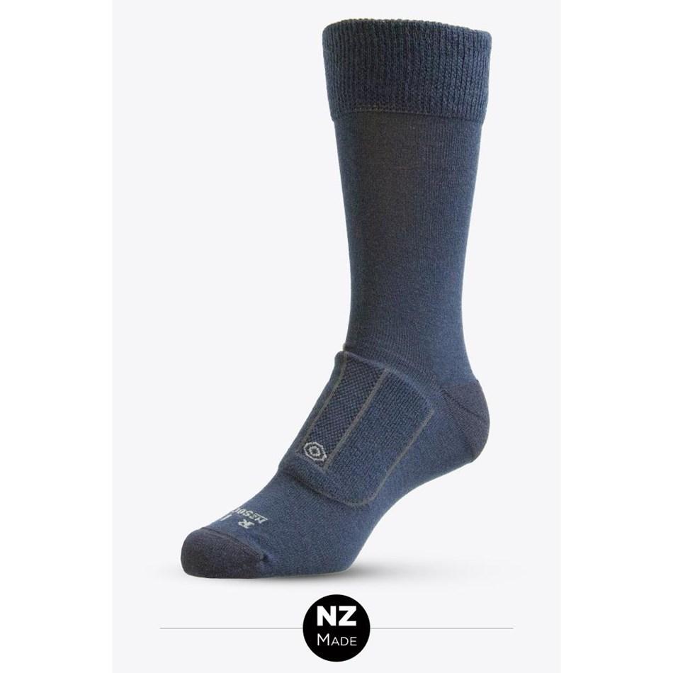 NZ Sock Co Brindle Sock -