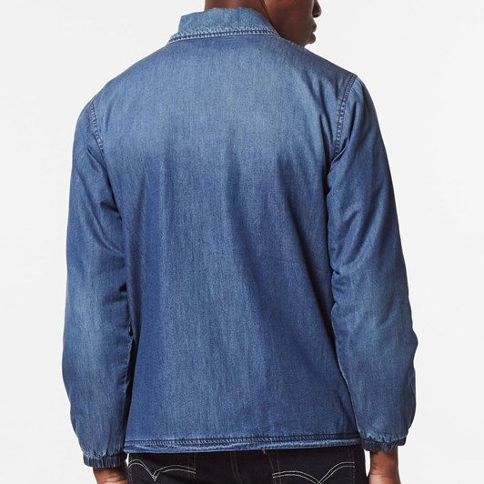 Levis Thermore Coach Jacket