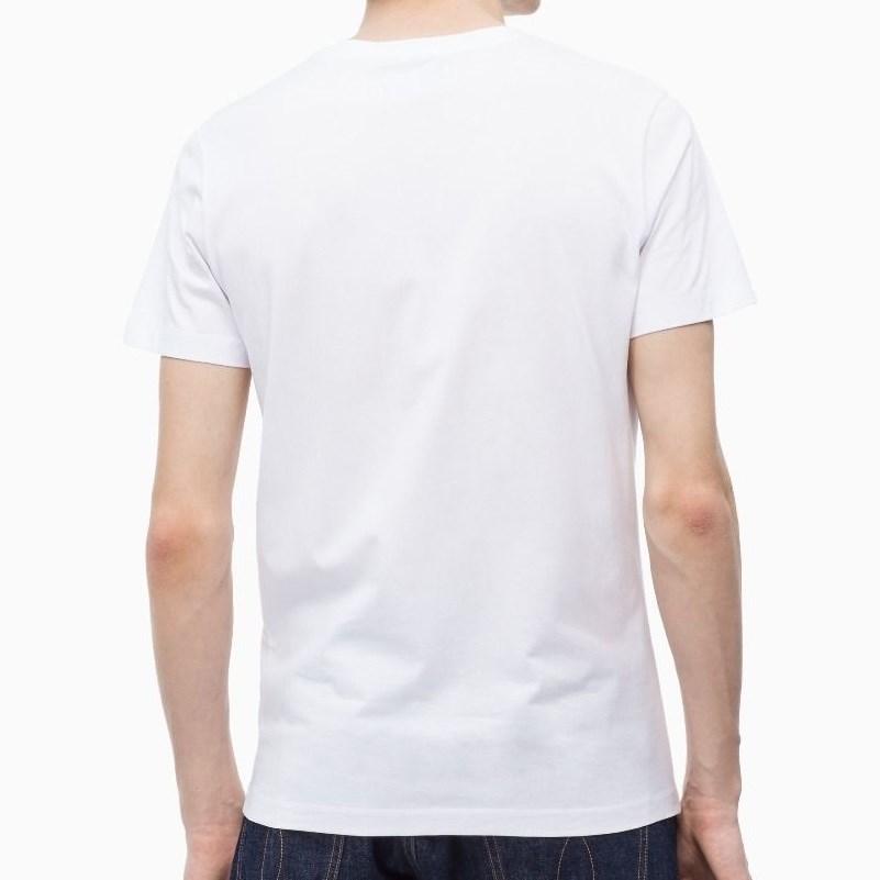 Calvin Klein Monogram Logo Slim T-Shirt -
