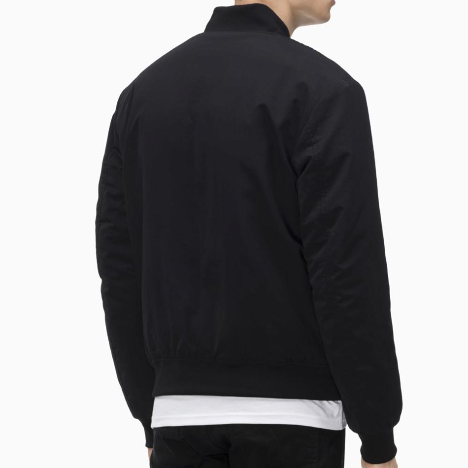 Calvin Klein Core Bomber Ck Black Ckjm Jkt -