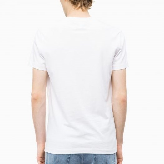 Calvin Klein Monogram Pocket Slim Tee