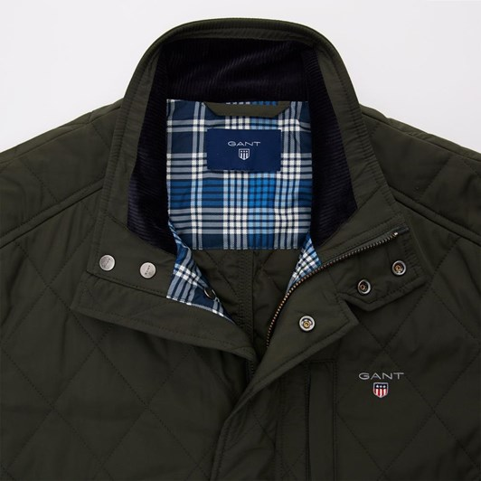 668b29a7060 The Quilted City Jacket Gant O1. The Quilted City Jacket